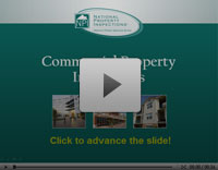 Commercial Property Inspections Video